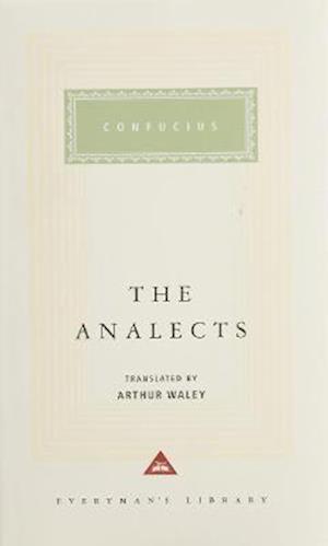 Bog, hardback The Analects af Arthur Waley, Confucius, Sarah Allan