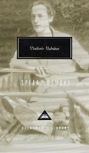 Bog hardback Speak Memory af Louis Begley Vladimir Nabokov