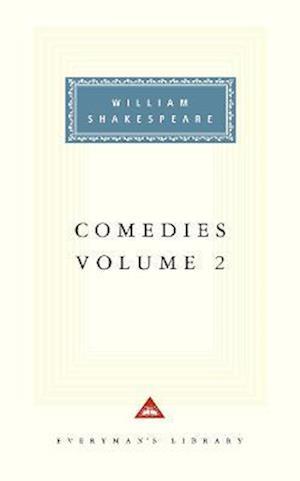 Bog, hardback Comedies Volume 2 af Tony Tanner, William Shakespeare