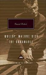 Samuel Beckett Trilogy:Molloy,Malone Dies and The Unnamable (Everyman's Library classics)