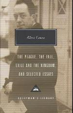 Plague, Fall, Exile And The Kingdom And Selected Essays (Everyman's Library Contemporary Classics)