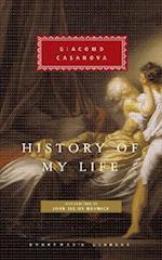 History of My Life af Giacomo Casanova