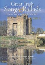 Great Irish Songs & Ballads - Volume 2