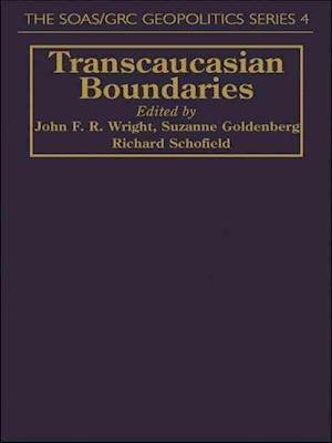 Transcaucasian Boundaries