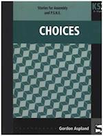 Choices af Gordon Aspland