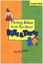 Penny Wise Finds Out About Bills and Taxes (Penny Wise)