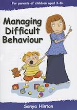 Managing Difficult Behaviour