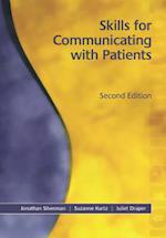 Skills For Communicating With Patients af Jan Van Dalen, Suzanne Kurtz, Jonathan Silverman