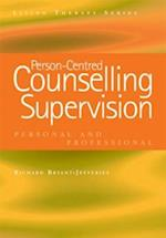 Person-Centered Counselling Supervision af Richard Bryant-Jefferies