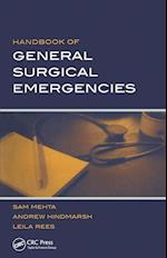 Handbook of General Surgical Emergencies af Sam Mehta