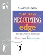 The New Negotiating Edge (People Skills for Professionals)