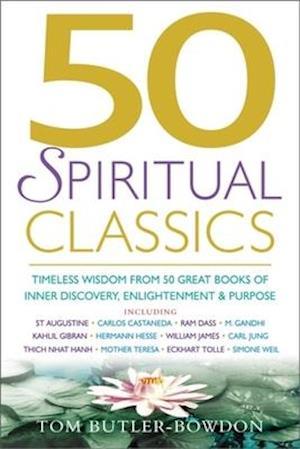 Bog, paperback 50 Spiritual Classics af Tom Butler Bowdon