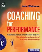 Coaching for Performance af John Whitmore