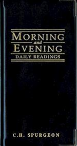 Morning And Evening - Gloss Black (Daily Readings)