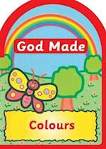 God made Colours (God Made - board books)