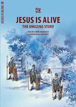 Jesus Is Alive af Carine Mackenzie