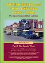 British Buses and Trolleybuses 1950s-1970s af Henry Conn