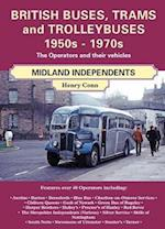 British Buses and Trolleybuses 1950s-1970s (British Railways Past & Present S, nr. 10)