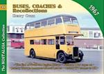 No 48 Buses, Coaches & Recollections 1967 af Henry Conn