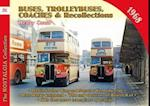 No 51 Buses, Trolleybuses & Recollections 1968 (Buses, Coaches & Recollections, nr. 51)