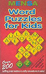 Mensa Word Puzzles (Mensa childrens titles)
