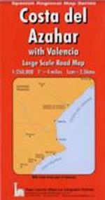 Costa Del Azahar and Valencia (Red Cover S)