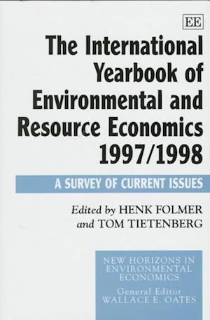 The International Yearbook of Environmental and Resource Economics 1997/1998
