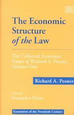 The Economic Structure of the Law (Economists of the Twentieth Century Series)