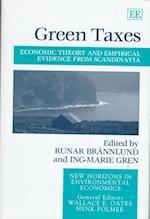 Green Taxes (New Horizons in Environmental Economics)