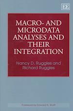 Macro-And Micro Data Analysis and Their Integration