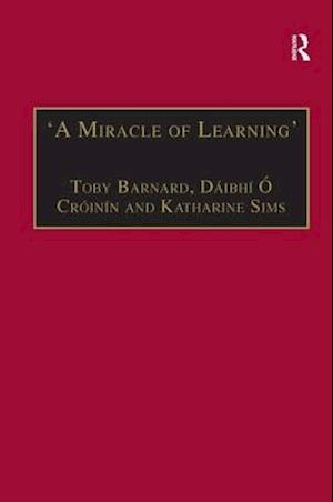 `A Miracle of Learning'