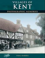 Villages of Kent (Photographic Memories)