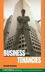 Business Tenancies (Practioners S)