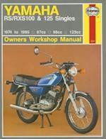 Yamaha RS/RXS100 and 125 Singles Owner's Workshop Manual (Haynes Owners Workshop Manuals)