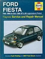 Ford Fiesta (Petrol) 1989-95 Service and Repair Manual (Haynes Service and Repair Manuals)