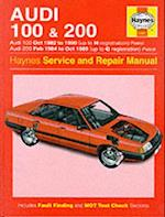 Audi 100 1982-90 and 200 1984-89 Service and Repair Manual (Haynes Service and Repair Manuals)