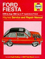Ford Fiesta 1976-83 Service and Repair Manual (Haynes Service and Repair Manuals)