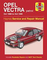The Opel Vectra 88-95