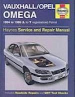 Vauxhall/Opel Omega Service and Repair Manual (Haynes Service and Repair Manuals)