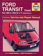 Ford Transit Diesel (1986-99) Service and Repair Manual (Haynes Service and Repair Manuals)