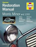 Morris Minor and 1000 Restoration Manual (Haynes Restoration Manuals)