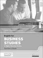 English for Business Studies in Higher Education Studies af Terry Phillips, Carolyn Walker, Paul Harvey