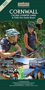 Cornwall Cycling Country Lanes & Traffic-free Family Routes (Goldeneye Cyclinguides)