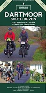 Dartmoor South Devon Cycling Country Lanes & Traffic-Free Family Routes (Goldeneye Cycling Guides, nr. 7)