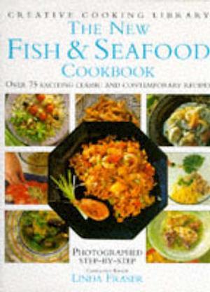 Bog, hardback The New Fish and Seafood Cookbook af Linda Fraser