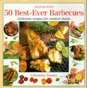 Bog, hardback Best-ever Barbecues af Christine France