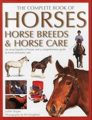 Bog, hardback Complete Horse Book af Judith Draper