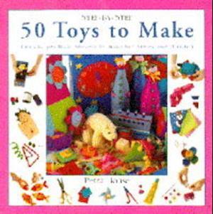 Bog, hardback 50 Toys to Make af Petra Boase