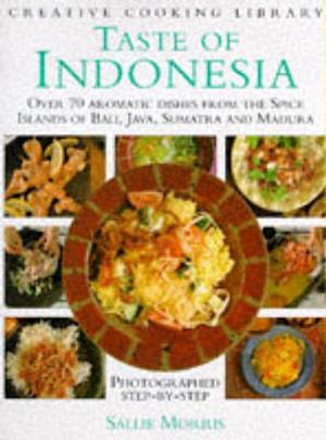 Bog, hardback Taste of Indonesia af Sallie Morris