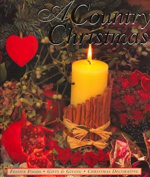 Bog, hardback A Country Christmas af Judith Simons